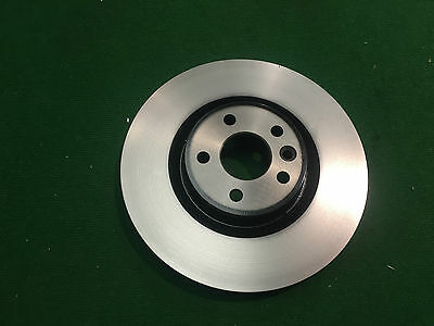 Land Rover Discovery Sport Front Brake Discs Pair Lr59122 Genuine New