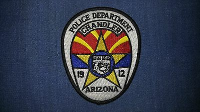 Chandler Police Patch
