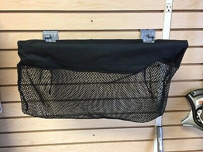 Slat Board Basket Black Net