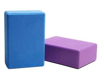 CHEAPEST!Yoga Block Balance Pilates Foam Brick Stretch Health Fitness Exercise
