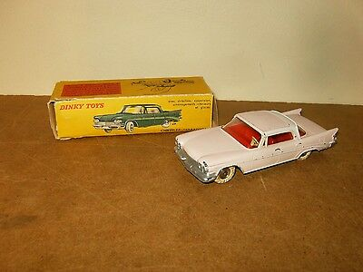 ancienne / vintage DINKY TOYS France (N° 550 ) 1/43 - CHRYSLER SARATOGA with box
