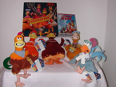 Chicken Run  Collectables Aardman Animations