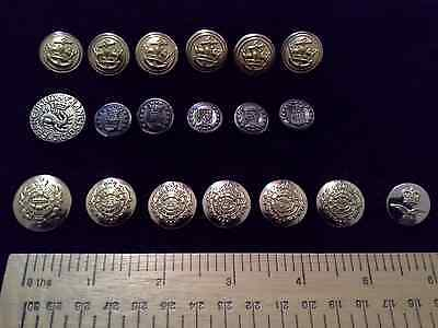 military buttons group