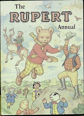 1999therwise RUPERT BEAR ANNUAL