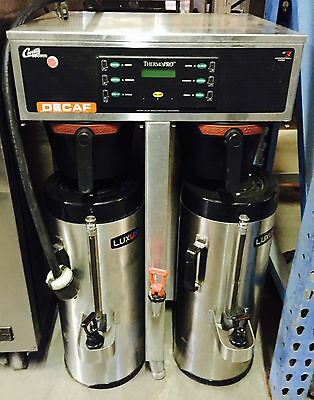 Commercial Curtis Thermopro G4 Coffee Brewer
