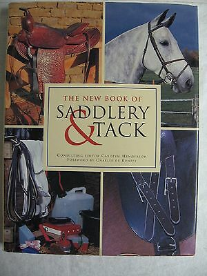 New Book Of Saddlery & Tack - Comprehensive History Of Equestrian Equipment