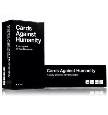 Cards Against Humanity: UK edition -  BRAND NEW UK Seller Xmas FUN