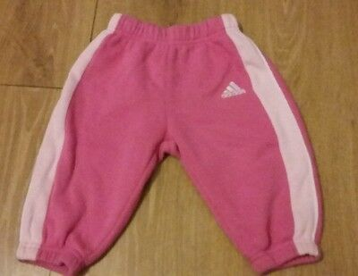 baby girls jogging bottoms 6-9 months