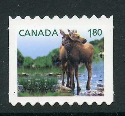 Weeda Canada 2512i VF NH Die cut booklet $1.80 single, from Annual Collection