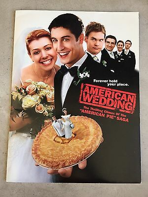 American Wedding Press Kit