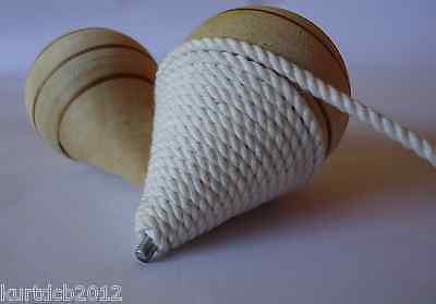 2x Wood Spinning Tops , El Salvador handcrafted trompo with rope Boys & Girls