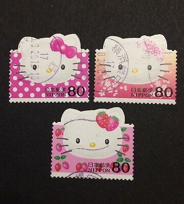 Japan Stamp Hello Kitty Giappone