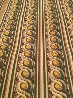 Wallpaper Old Papier Peint Art Deco Vintage Roll 1930 8m