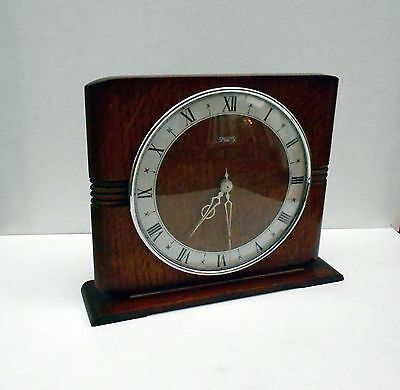 Vintage Smiths Art Deco Mantle Clock for restoration