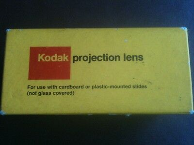 KODAK ZOOM EKTANAR 102 to 152 mm f/3.5 PROJECTION LENS