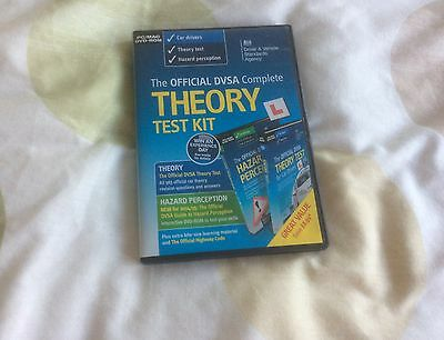 Driving Theory Test Dvd Rom