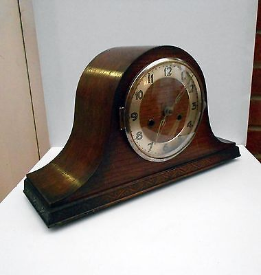 Vintage Mantle Clock with UWS Movement for restoration