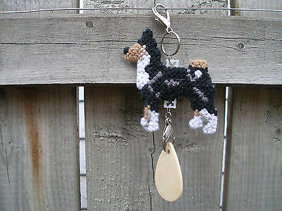 BASENJI #1 Dog crate tag or hang anywhere pet art home decoration ornament