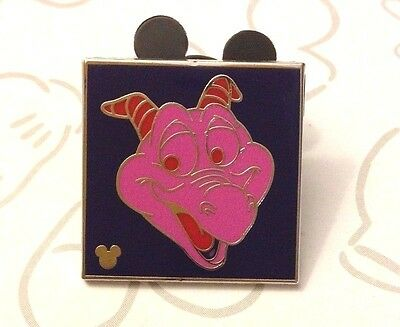Figment 3 Pink Dark Purple WDW 2011 Hidden Mickey Colorful Disney Pin Buy 2 Save
