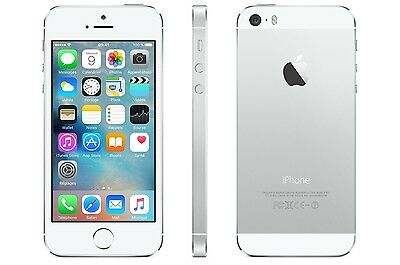iPhone 5s 64GB Silver -Reconditionné - Comme NEUF- Garantie 1 AN!!