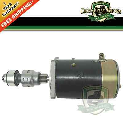 C3NF11002C NEW Ford Tractor Starter NAA, 600, 700, 800, 900, 601, 701, 801, 901+