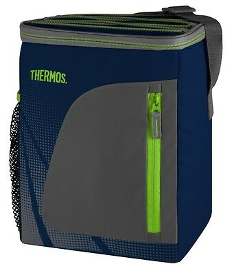 Thermos Radiance Camping Storage Picnic Insulated Cool Bag - Navy - 12 Can