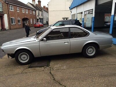 BMW E24 628csi 1983 BARN FIND PROJECT SPARE/REPAIR INC 2 NEW GENUINE FRONT WINGS