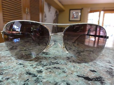 Coach S1013 Gold and Taupe Aviator Sunglasses Free Shipping