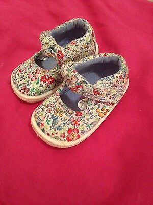baby girls next 0-3 months size 1 shoes