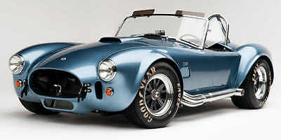 1965 FORD AC SHELBY 427 COBRA VINTAGE CAR POSTER PRINT STYLE B 36x54 9MIL PAPER