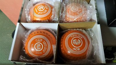 New Taylor Ace Bowls, Size 1H, 23 Stamp, Bargain Price.