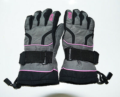Ozzie Ladies Women Ski Gloves Size XS