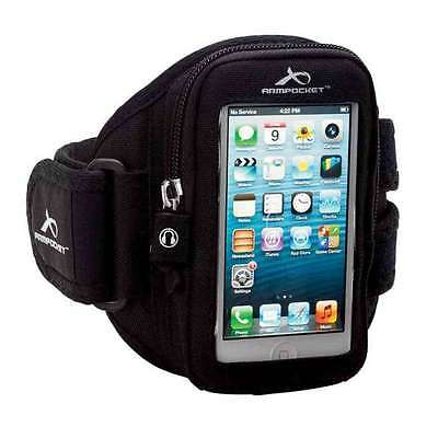 Armpocket Armband Black Perfect for an iphone 6