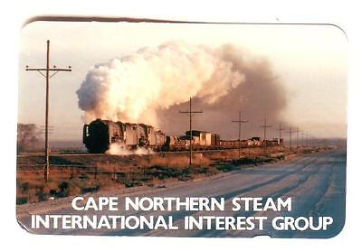 South Africa - Railway, Cape Northern Steam Group