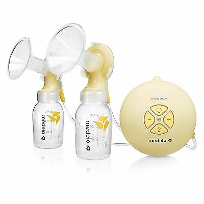 BRAND NEW & SEALED Medela Swing Maxi Double Electric Breast Pump RRP £239.99