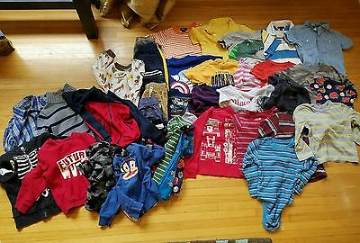 LOT of BOYS Clothes size 4t-5t