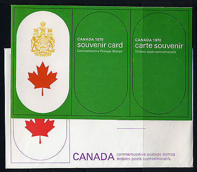 Weeda Canada VF 1970 Annual Souvenir Card #12 in original envelope CV $22.50