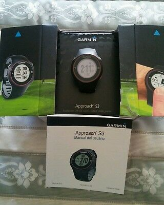 gps.garmin s3.golf