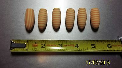 Foam Cylinders For Fly Tying Bodies