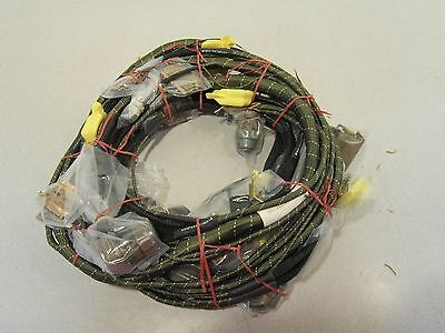 Lockheed Martin Branched wiring Harness Model H16 NSN: 6150012955938