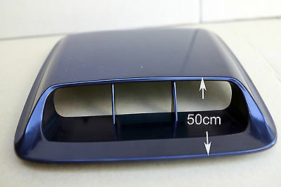 Multi Universal Fit Bonnet Scoop Made From Abs Suits Toyota Hilux Kun/ln/ggn/trd