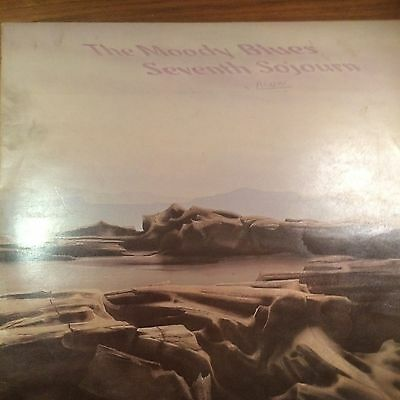 The Moody Blues Seventh Sojourn Lp