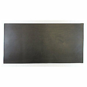 "E. JAMES Rubber,Buna-N,1/2""Thick,24""x12"",70A, 5346-1/2HGB"