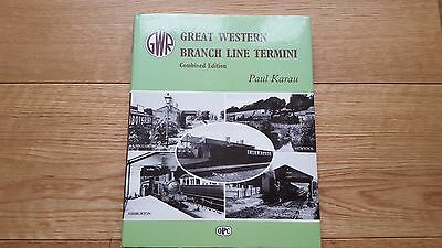 Great Western Branch Line Termini. Combined Edition. Excellent Condition