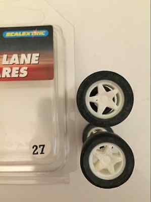 Scalextric C8097 Axle Set for Renault Megane New