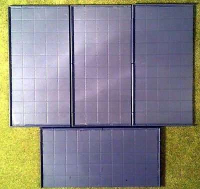 Warhammer Movement trays x 4 large 20mm lot1 Games Workshop
