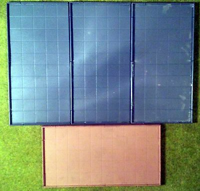 Warhammer Movement trays x 4 large 20mm lot2 Games Workshop