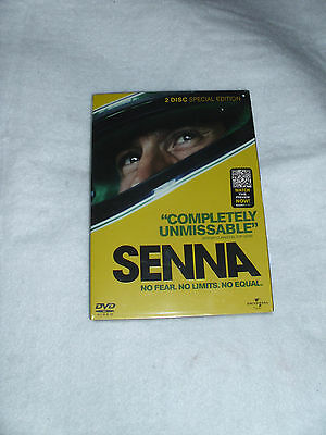 Senna - 2 Disc Special Edition - New In Factory Wrapper