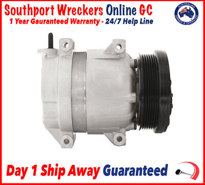 *NEW* Air Conditioning Compressor Holden Barina TK 1.6L Petrol F16D3 2005 - 2012