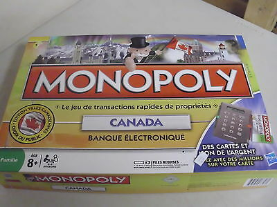 Monopoly Canada Edition Board Game Replacement Pieces Only